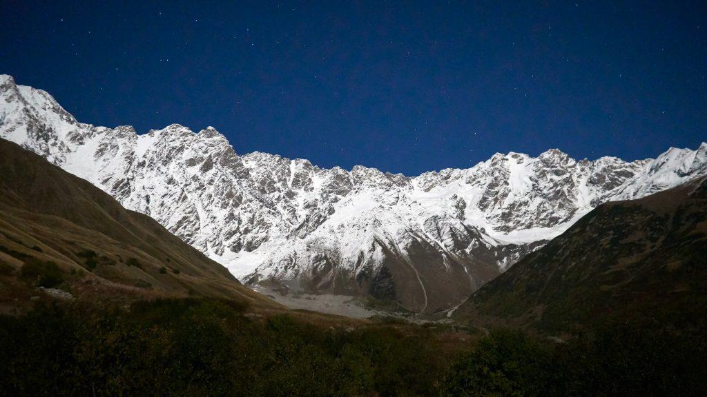 Mount Shakara georgie