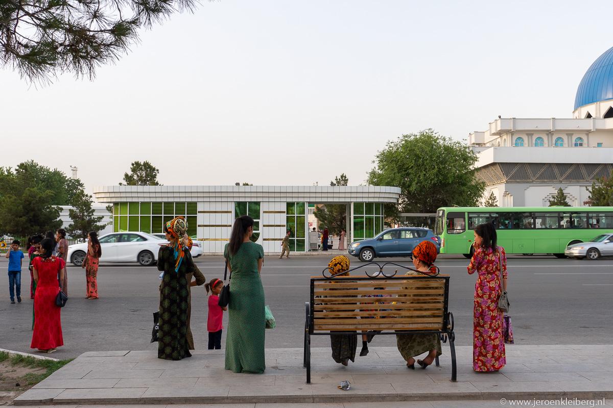 Vrouwen Turkmenistan