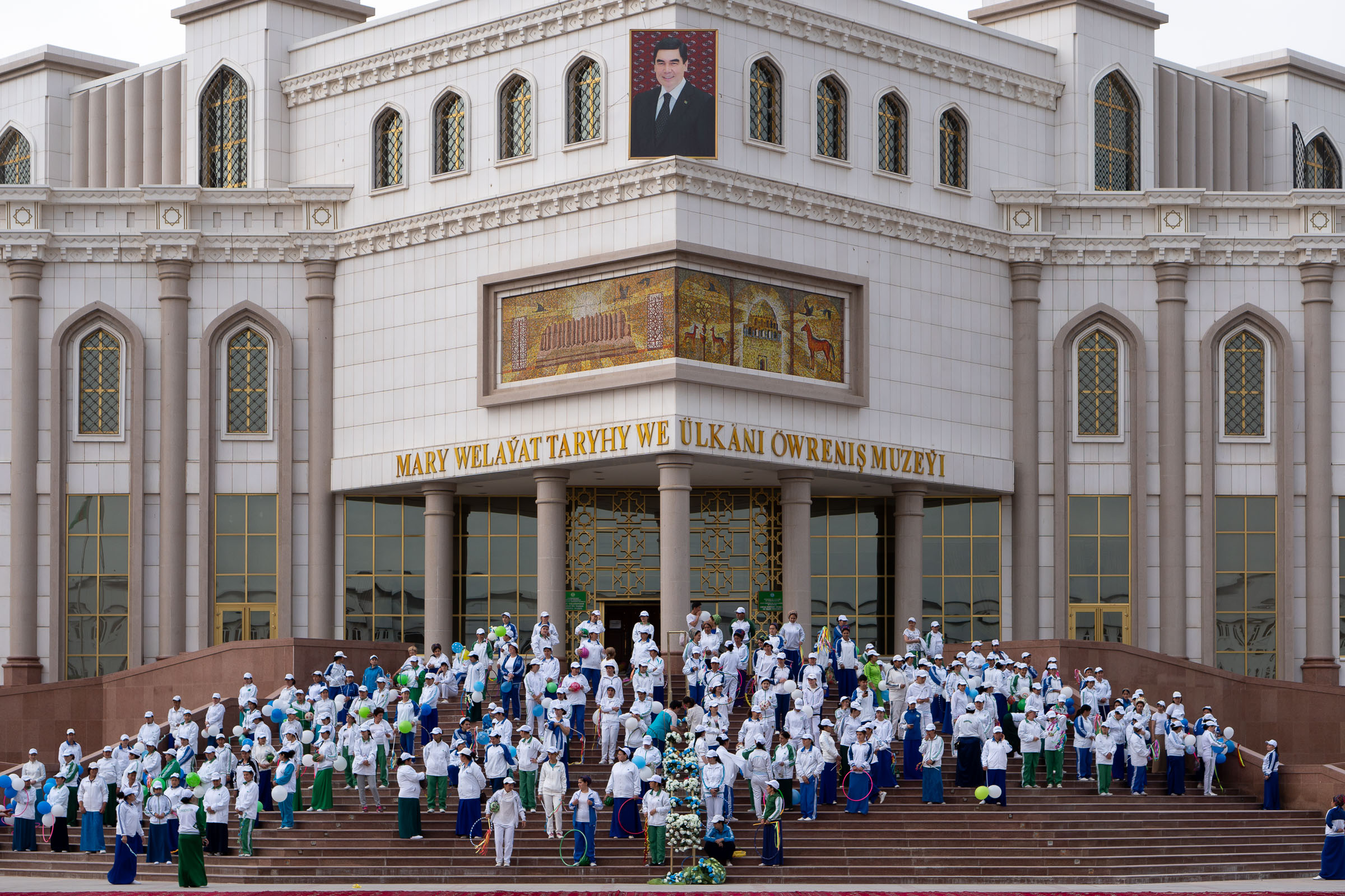 mary turkmenistan