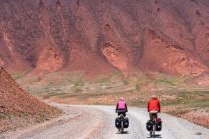 Fietsen Pamir Highway