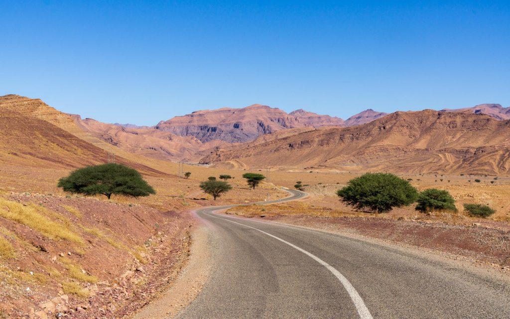 Marokko fietsen