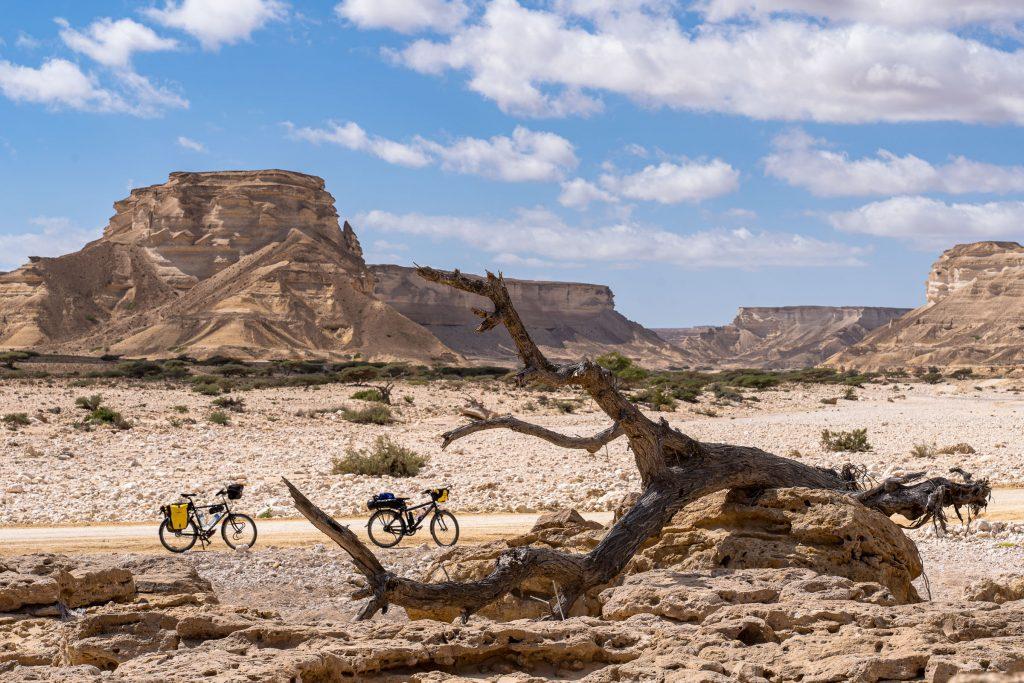 fietsreis Oman